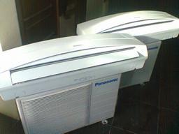 AC Panasonic 2PK Model Baru